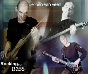 Jeroen Rocks The Bass by wtfan