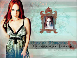 Simone -My Obssesive Devotion by wtfan