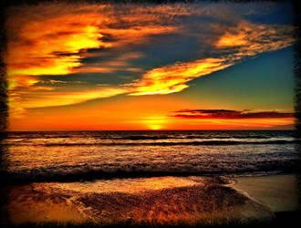 Final Sunset by RicksCafe