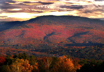 Near Stowe Vermont by RicksCafe