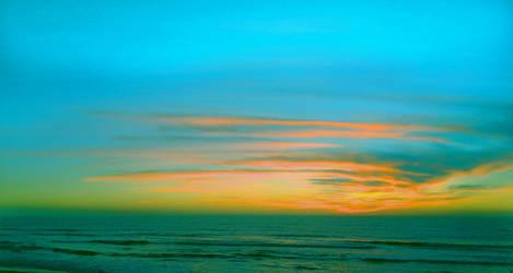 Pastel Sunset by RicksCafe