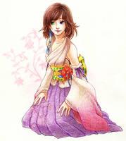 Yuna by medli