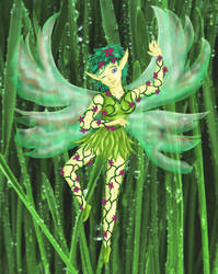 Indecisive fairy by DarAeryll