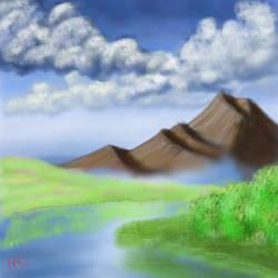 Painting 2 by DarAeryll