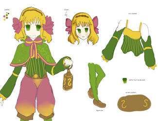 Vocaloid/Utau Adopt3 (or just OC) - CLOSED by Turquoise-Cherry