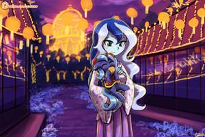 Moon Festival by luminaura