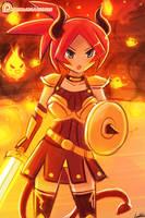 (Theme Paint) Gladiator by luminaura