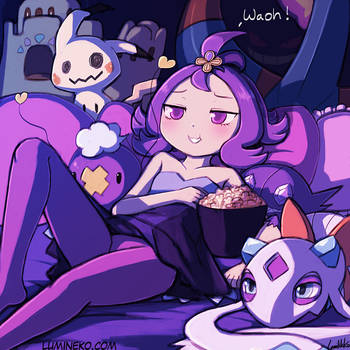 Acerola Watching SGDQ 2017 With the Crew by luminaura