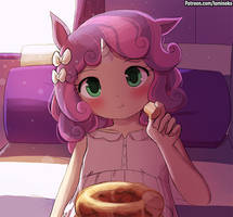 Sweetie's Dessert by luminaura