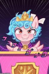 S8-Finale - The Empress of Friendship by luminaura