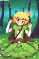 Princess Kyara by luminaura