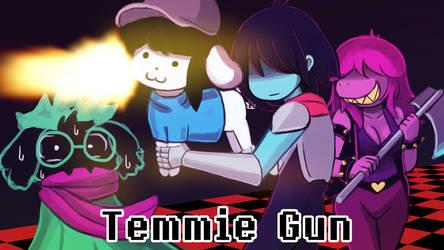 Temmie Gun (Video) by luminaura