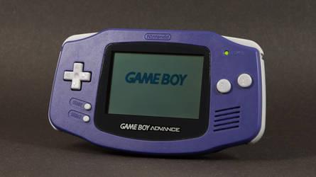 Lightbox - Gameboy Advance by CosmicDreamsOfArt