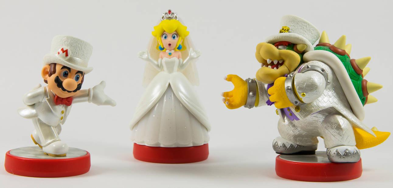 Lightbox - Mario Odyssey by CosmicDreamsOfArt