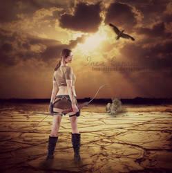 Desert Survivor by Beautifuul