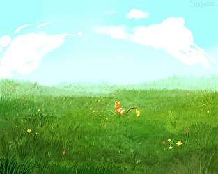 spring by macawtxt