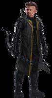 Hawkeye Ronin by k-3000
