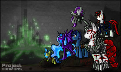 [FoE/PH] Most F'cked-up team in the Wasteland by TheOmegaRidley