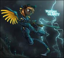 [FoE] 'Deadshot' Calamity by TheOmegaRidley