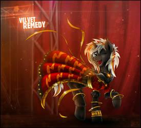 [FoE] Velvet Remedy by TheOmegaRidley