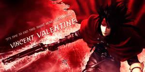 FFVII: Vincent Valentine by Darfreeze