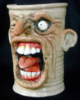 Anger Management Mug by thebigduluth