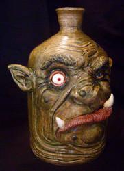 Goblin Jug by thebigduluth