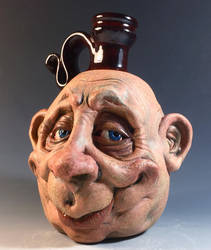 Happy Little Jug by thebigduluth