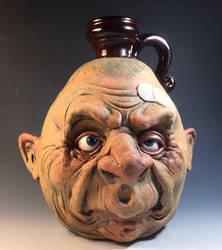 Minor Head Trauma Jug- Complete by thebigduluth
