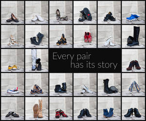 Shoe story by pranka