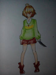 Chara (again) by eimraH21