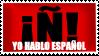 Yo hablo espanol by GriffinFeather95