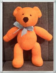 Tiny Bear( Alias Little Pumpkin ) by Supach