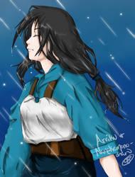Arriku's Rainwoman by Namakemono-chan