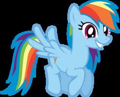 Happy Dash by RainbowCrab