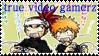 true video gamerz stamp by Neji-x-Hyuuga