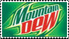 Mountain Dew stamp by Neji-x-Hyuuga