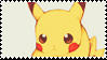 pikachu stamp by Neji-x-Hyuuga