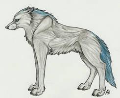 Snowflake Nils .:Kririban:. by BlueSpiritWolf6