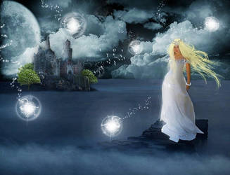 The Mystic's Dream by LuthiensLight