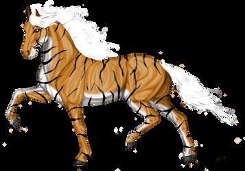 Presi tiger by DragonLisse