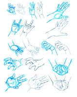 HANDS training by Washu-M