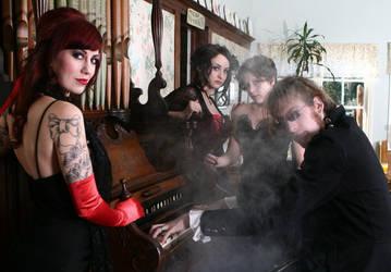 gothy pics by artoriousrex