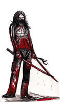 bloody hell by JoelLolar
