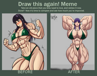 Draw This Again! - 2018 by Forsa-kun