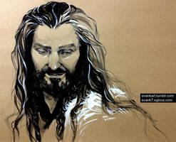 Thorin by evankart