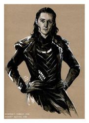 Loki (1) by evankart