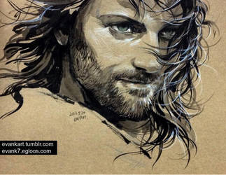 Aragorn (2) by evankart