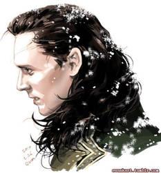 Loki by evankart