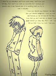 I Know I Love You by XEmoRainbowEaterX